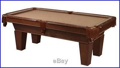 FAT CAT 7-8 (89) Frisco II Billiards/Pool Table 1 sl. 64-0127