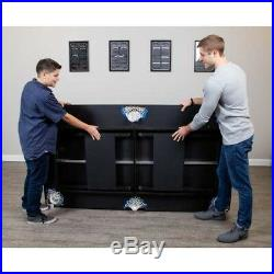 Fairmont NG2574 Portable 6-Ft Pool Table With Easy Folding for Moving and Storing