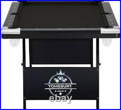 Fat Cat Trueshot 6 Ft. Pool Table Folding Legs for Storage