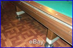 Fischer pool Table