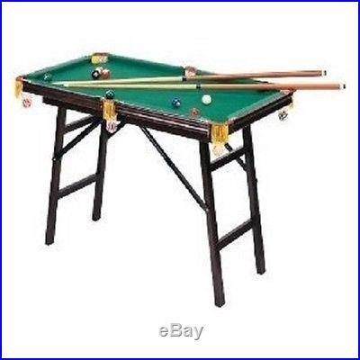 Floor-Standing Mini Pool Table