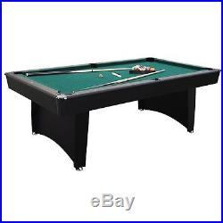 Game Room Pool Table Billiard Balls Cues Table Tennis Top Ping Pong Paddles Ball