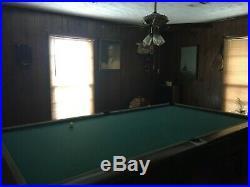 Gandy 10 Snooker Pool Table