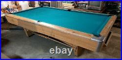 Gandy Big G 9 Ft Pool Table