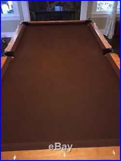 Gandy Big G 9 Pool Table