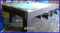 Gandy Hustler Billiards Table 4.5 X 9 Used (missing pieces, read description)