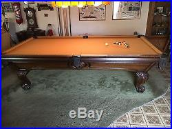 Golden West Inc 9'-0 pool table