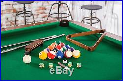 Gondomar pool table set billyard brand new