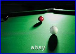 Hainsworth SMART SNOOKER Cloth for all table sizes 7ft-12ft