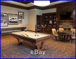Hamilton Ultimate Game Room Pool Table Shuffleboard Poker Table & FREE SHIPPING