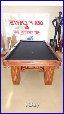Harley Davidson Pool Table