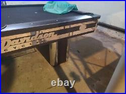 Harley-Davidson pool table midnight chrome Edition Olhausen 30th anniversary 8ft