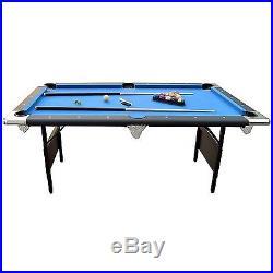 Hathaway Fairmont 6' Portable Pool Table
