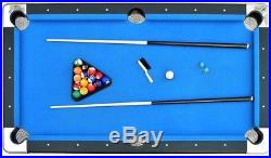 Hathaway Fairmont 6 ft. Portable Pool Table