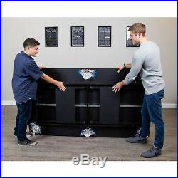 Hathaway Fairmont Portable 6-Ft Pool Table for Families with Easy Folding Legs