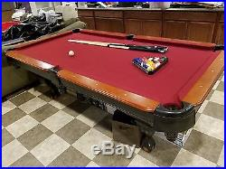 Imperial International Lincoln 8' Pool Tabl