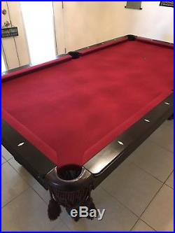 Imperial International Pool Table Billiards 7 Feet Slate One-piece Stunning