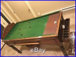 Jelkes Bar Billiards Table