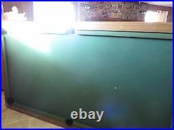 Large professional pool table 8FT. LONG MIZERAK