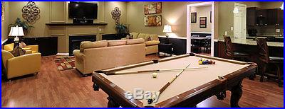 Legacy 8' Luxury Pool Table Romeo Style