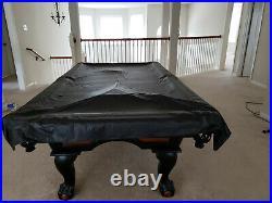 Legacy Slate Pool Table / Professional 8' Pool Table