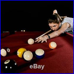 MD Sports 84 Arcade Billiard Pool Table