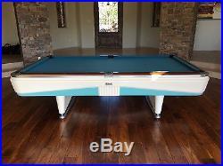 Billiards Tables Midcentury - Mid century modern pool table