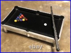 Michael Scotts Minature Pool Table As Seen On TV All Accessories THE OFFICE