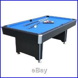 MightyMast Heavy Duty Luxurious Full-size Leisure Callisto 7ft Pool Table- Sale
