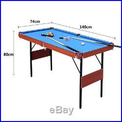 Mini Office Sporting TableTop Pool Table Portable Table Top Game Billiards Set