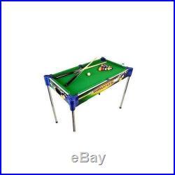 Mini Pool Table Billiards Tabletop Kids Games Indoor Outdoor Room Easy Storage