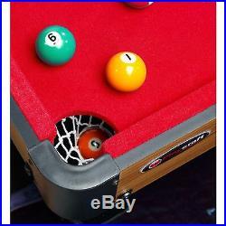 Mini Pool Table Top Set Billiard Tables For Kids Small Portable Billiards Game