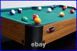 Mini Table Top Pool Table Billiard Indoor Games Portable Billiards Set For Kids