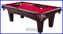 Minnesota Fats Fullerton 8' Billiard Pool Table with Accessories / MFT901-TBL