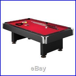 Mizerak 8 ft. Donovan II Slatron Billiard Table, 8 ft