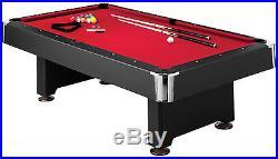 Mizerak Donovan II Slatron 8' Pool Table & Accessories