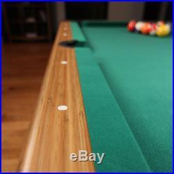 Mizerak Dynasty Space Saver 6.5 Rec Room Billiard Pool Table with Balls
