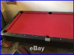 Mizerak pool table
