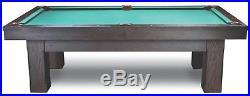 Montvale 8-FT Walnut Pool Table