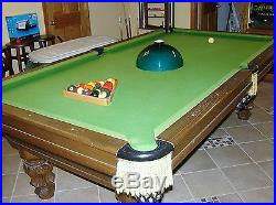 Billiards Tables Blog Archive Murrey Sons Custom Pool Table - Murrey billiard table
