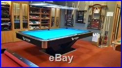 New Pool Table 8 ft & 9 ft Rasson Victory II Pro Tournament Billiard Tables