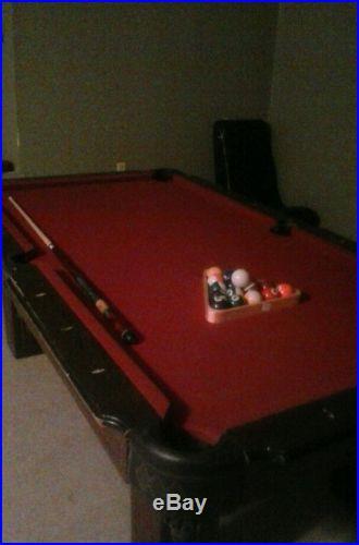 Nice 8ft Pool table