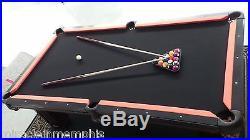OLHAUSEN REMINGTON 8' pool table Harley Davidson inspired-showroom model