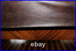 Offers Considered 1930s Brunswick Balke Collender Monarch 9 Pool Table