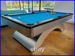 Olhausen 4x8 Waterfall Pool Table