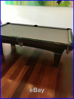Olhausen 8Ft Reno Pool Table