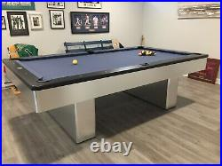 Olhausen 8 ft Monarch pool table