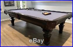 Olhausen 9 Foot Slate Pool Table