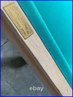 Olhausen Billiards 9' Pool Table
