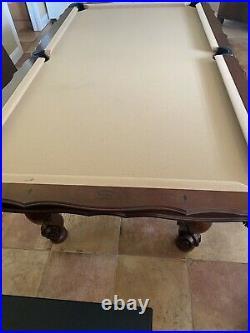 Olhausen Billiards Pool Table 8x4